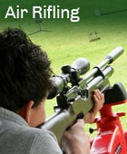 Air rifling in Cheshire